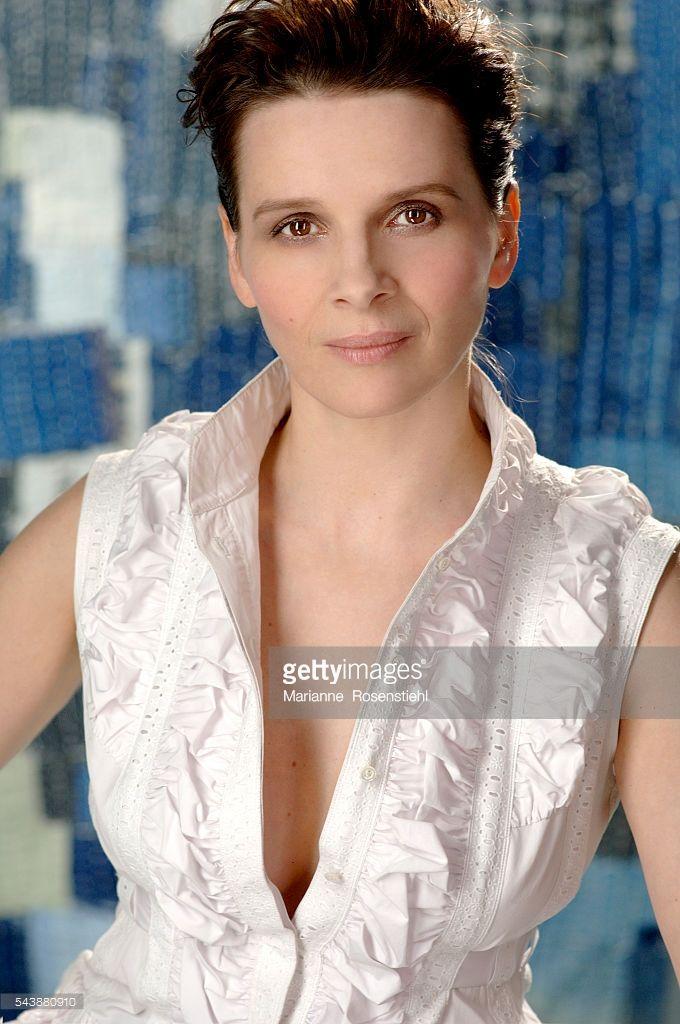 Photo d'actualité : French actress Juliette Binoche