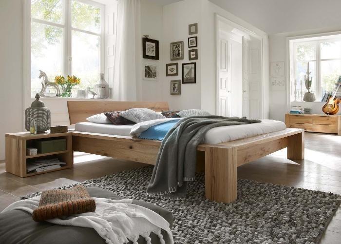 Die besten 25+ Eiche Schlafzimmermöbel Ideen auf Pinterest Bett - komplett schlafzimmer massiv