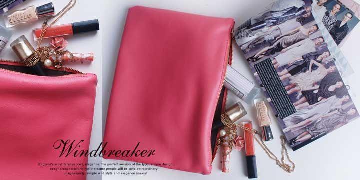 [가방&캐리어]은은한색상,데일리한코디^릴리 미니클러치백이예요