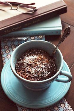 muffins i kopp i micro