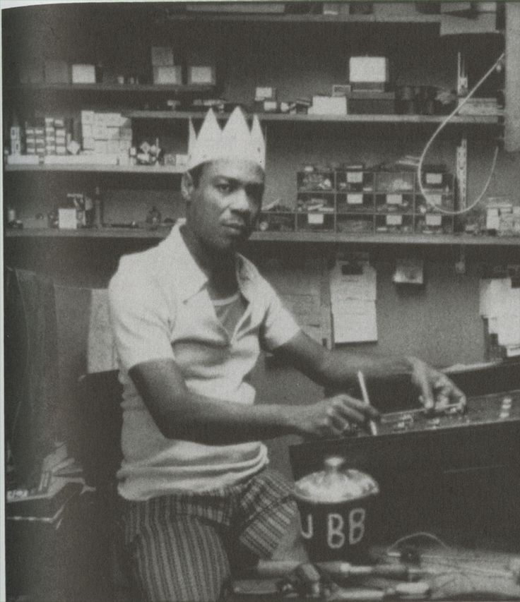 Top JA Producers - Osborne Ruddock aka King Tubby