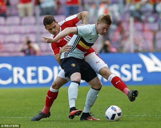 Romelu Lukaku and Kevin de Bruyne both score to inspire ...