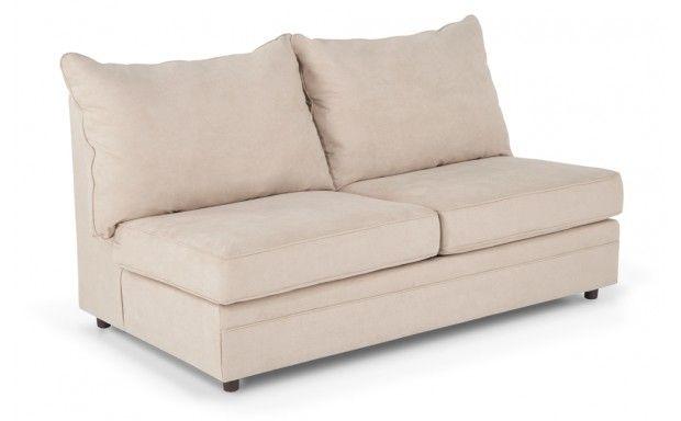 Office Sofa Venus Ii Armless Full Sleeper Home Decor
