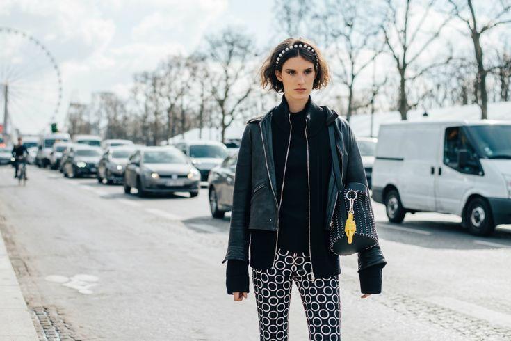 En İyi 10 Sokak Stili: 2016 Sonbahar Paris Moda Haftası