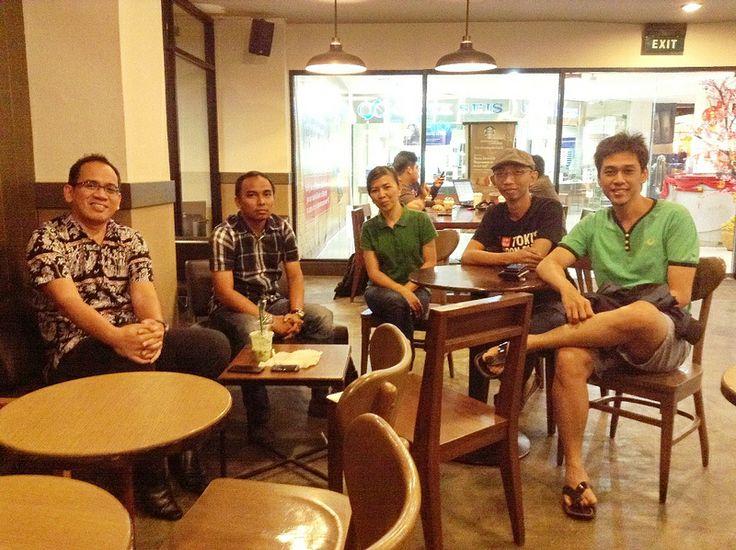 SSC Bpn at Starbucks