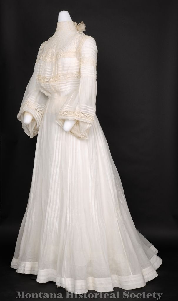 Circa 1903 wedding dress 217 best Edwardian