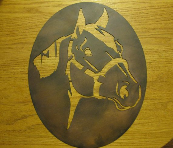 191 best plasma cut horses images on Pinterest | Horses, Silhouettes ...