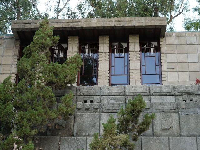ハリウッドにあるフランク・ロイド・ライト建築の一般住宅を巡る  ストーラーハウスStorer House   Los Angeles Architecture 建築 ロサンゼルス