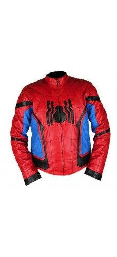 Buy the latest Spiderman homecoming jacket only at :  https://www.amazingleathershop.com/Spiderman-homecoming-jacket  An SSL secured shopping web