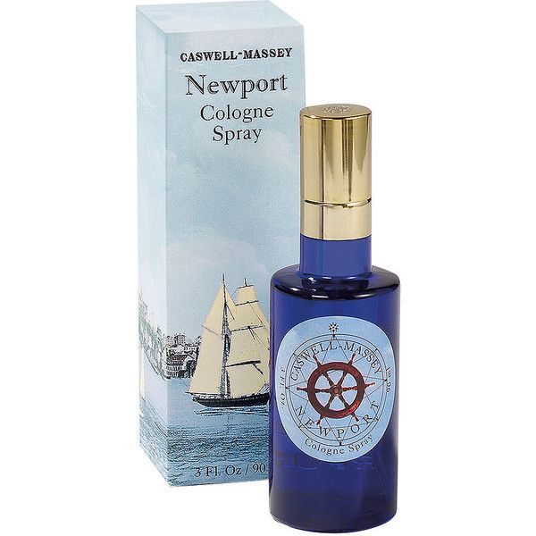 Caswell-Massey Cologne Spray, Newport 3 oz (89 ml) ($36) ❤ liked on Polyvore featuring beauty products, fragrance, cologne fragrance, eau de cologne, cologne perfume, spray perfume and caswell-massey