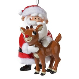 46 best Ornaments:Rudolph images on Pinterest | Christmas ornament ...
