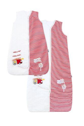 Baby Summer Sleeping Bag approx. 1 Tog - Fire Engine - 12-36 months/43inch - $36.99