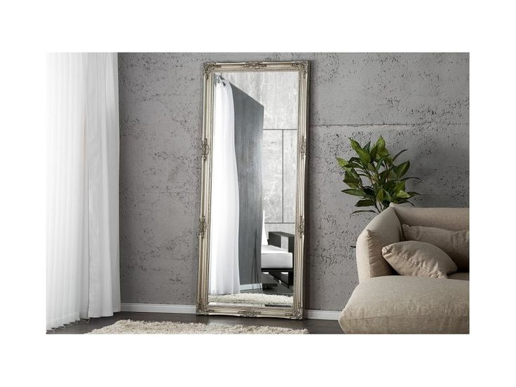 Lustro Renaissance srebrne — Lustra Invicta Interior — sfmeble.pl