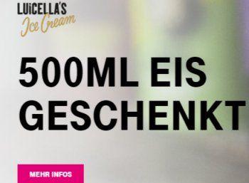 """Gratis: Eis von """"Luicella's Ice Cream"""" bei Real für Telekom-Kunden geschenkt https://www.discountfan.de/artikel/essen_und_trinken/gratis-eis-von-luicellas-ice-cream-bei-real-fuer-telekom-kunden-geschenkt.php 500 Milliliter Eis für 0 Euro: Wer einen Real-Markt in der Nähe hat und Telekom-Kunde ist, sollte sich den neuen """"Mega Deal"""" nicht entgehen lassen. Den Coupon fürs Gratis-Eis gibt's direkt in der App. Gratis: Eis von """"Luicella's Ice Cre"""
