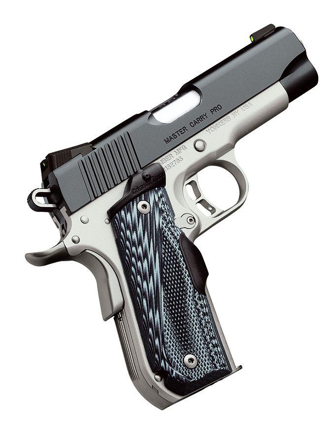 Kimber 1911 Master Carry Pro 45 ACP Pistol