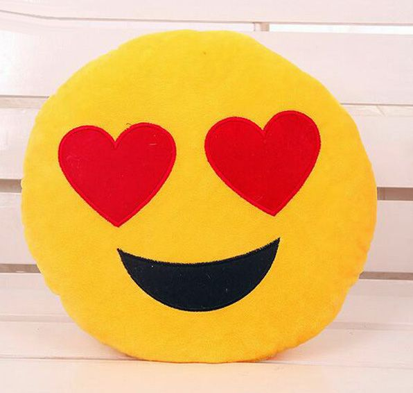 """Smiling Face With Heart-Shaped Eyes Emoji - A face with hearts instead of eyes, or Heart Eyes Emoji as it is generally known. Used as an expression of love, for example: """"I love you"""" or """"I love this"""".  A smiling face with heart shaped eyes and open mouth. No teeth are shown. This emoji is wildly in love with someone or something. One look at the heart-shaped eyes says it all, this..."""