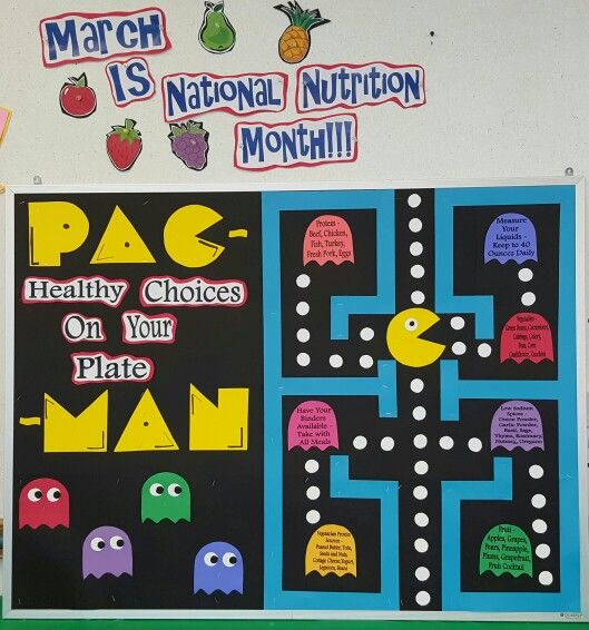 National Nutrition Month Bb