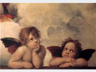 Angels and cherubs...