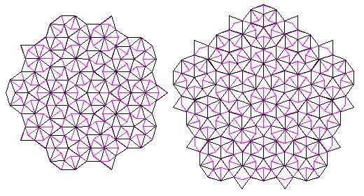 Best 25+ Penrose tiling ideas on Pinterest | Millefiori ...