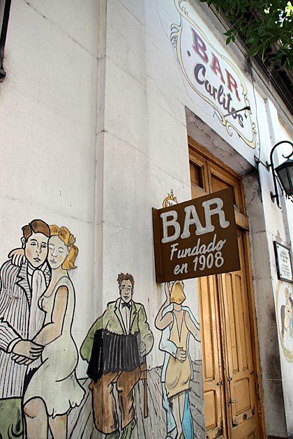 Bar Carlitos, Buenos Aires