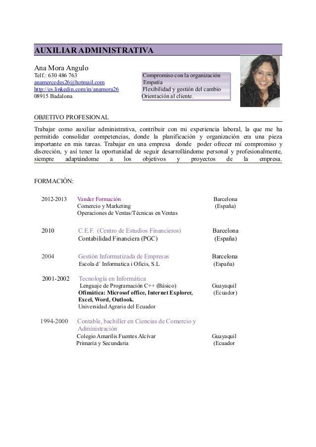 Objetivos En 2020 Modelos De Curriculum Vitae Ejemplos De Curriculum Vitae Curriculum Vitae