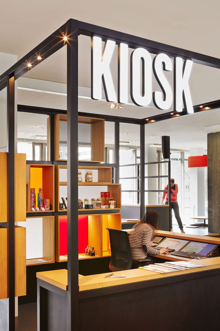 Stephen Williams Associates › KIOSK CULTURE