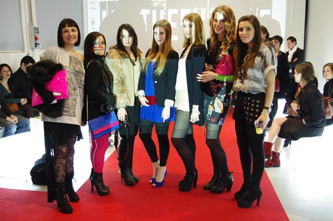 #Fashionblogger @ #IAMTHEFUTURE over the fashion week