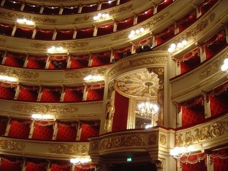 RADIO MARCONI for Teatro alla Scala
