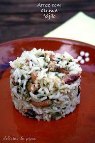 Este arroz é tão guloso que vai para a lista do confort food.   Até frio é delicioso e comido numa tigela à colher hehehehe!!!     2 ...