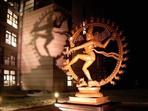CERN'de: Hint ''Şiva Tanrısı''nın İşi ne?