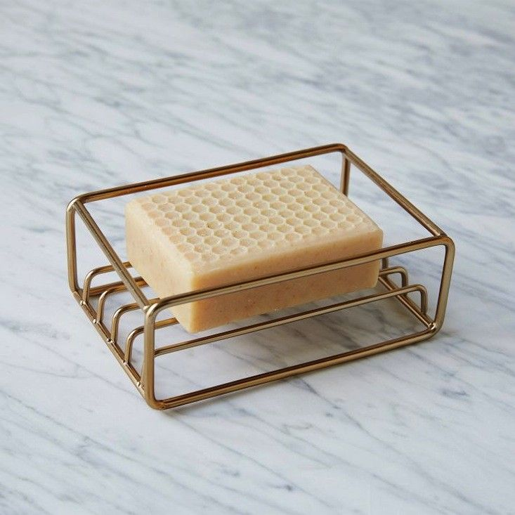 Wire Kitchen Collection - Soap Dish: Remodelista                                                                                                                                                                                 More