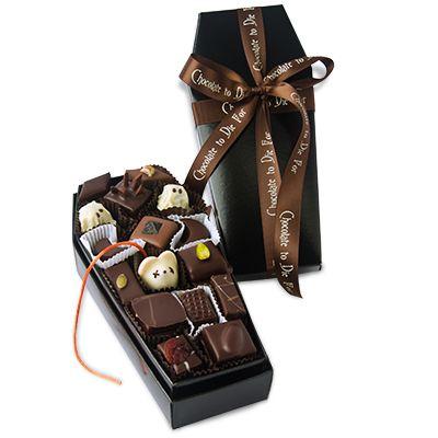 Gourmet Halloween Chocolates- Burdick's Chocolate to Die For Halloween chocolate…
