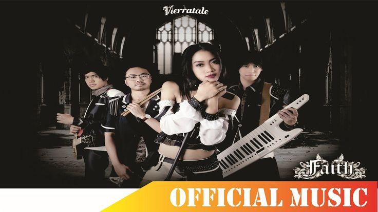Vierratale - Faith ( Cinta Beda Agama) | Official Music Lyric HD