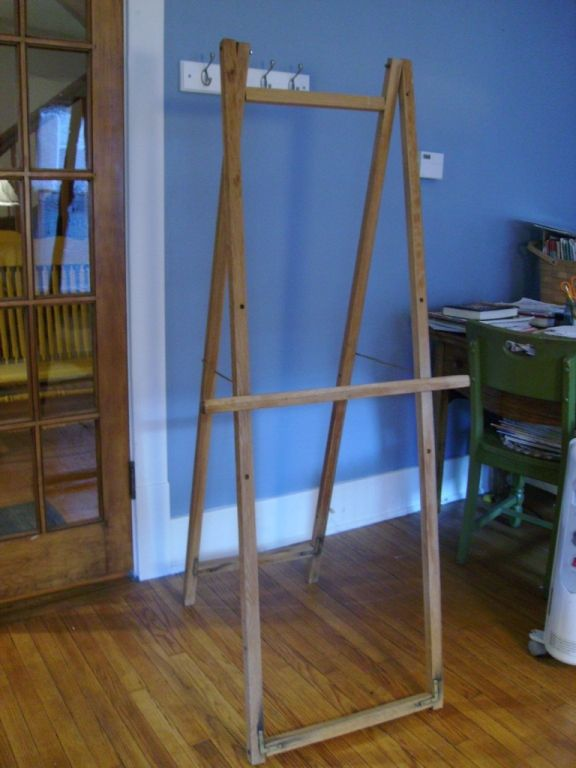 How To Make Wooden Easel Stand Woodworking Projects Amp Plans