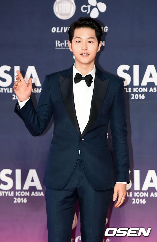 "Song Joong-ki's agency: ""Ticket scalping in China? It's hard to control in reality"""