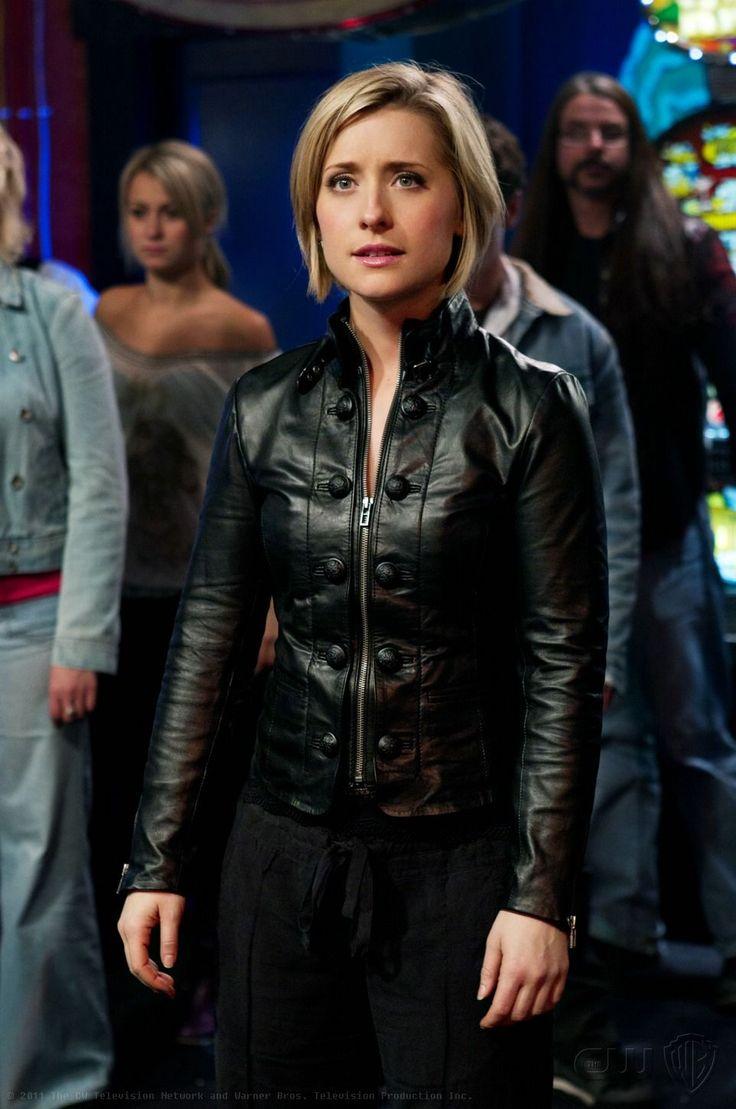 Allison Mack as Chloe Sullivan in 'Smallville'