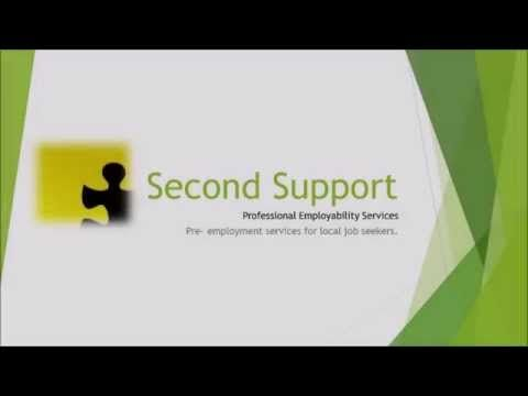 have a look at some of the great services we offer Second Support Services