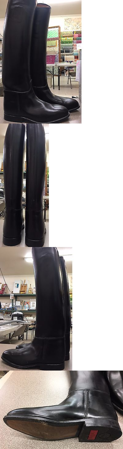 Tall Riding Boots 183382: Königs 4000 Dressage Boots - Us Womens Size 7 -> BUY IT NOW ONLY: $249.99 on eBay!