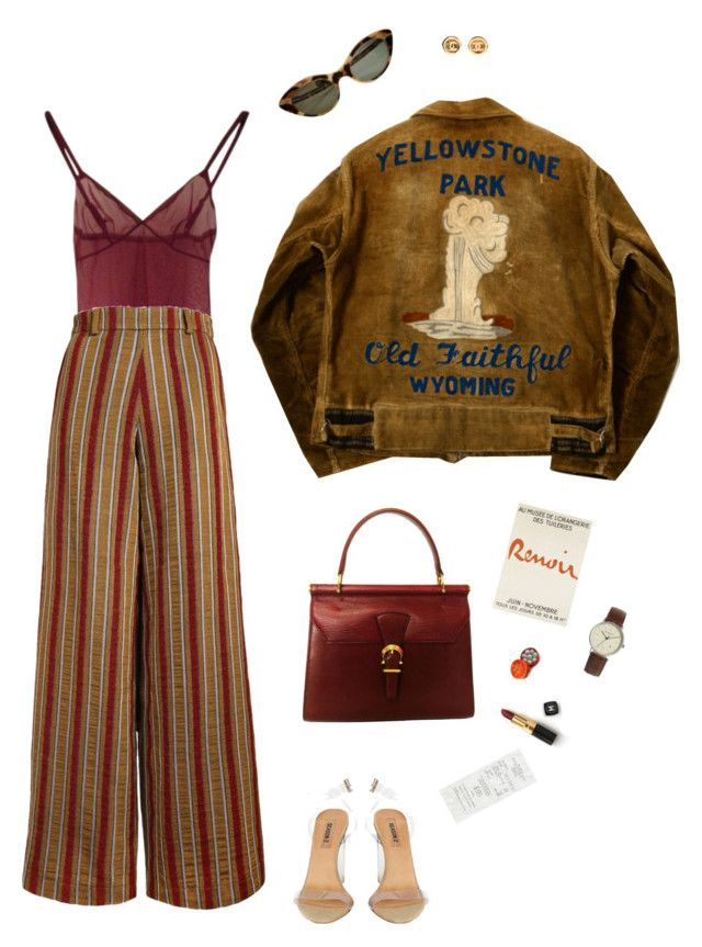 """""""yeezy"""" by margaridagps ❤ liked on Polyvore featuring Eres, The Bee's Sneeze, Valentino, Chanel and Simon Carter"""