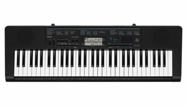 Casio CTK 2300 Electronic Keyboard.