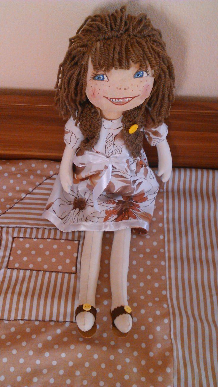 bábika Leontínka  / doll