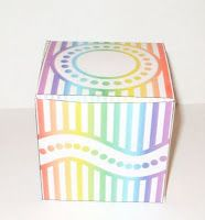 Free Printable Cupcake box - this site has hundreds of box styles/patterns