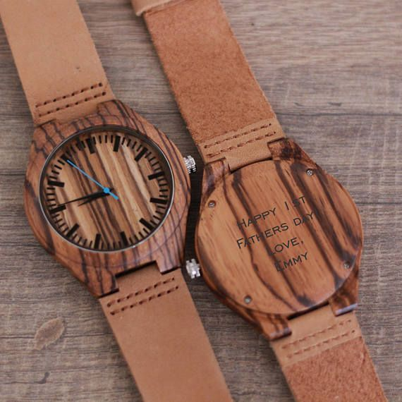 Wooden Watch, Wood watch, Mens wood watch, Engraved watch, Personalized gifts, Anniversary gift, Groomsmen Gift, Boyfriend gifts, Husband gifts, engagement gifts.  HAVERN Wood Watches are lightweight Minimalist designed Mens Wooden watches. Designed with a slim profile and stunning all wood #WoodenWatchesForMen