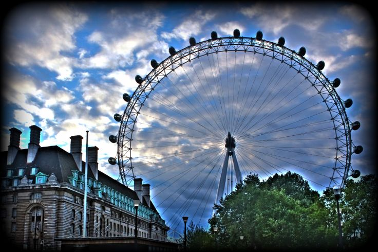 2013 - The London Eye