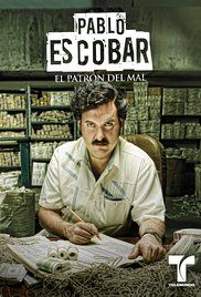 Serie Completa Pablo Escobar. The exploits of the notorious drug lord, Pablo Escobar.
