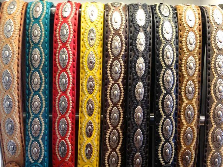 Sendra riemen / belts