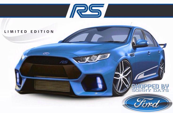 FGX xr6 turbo RS