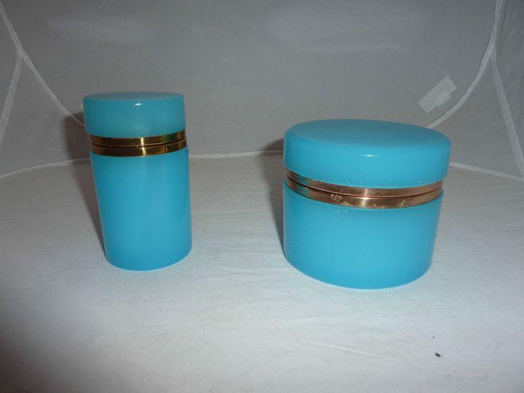 Blue Vanity Bathroom