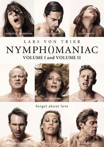 Nymphomaniac: Volume I/Nymphomaniac: Volume II [2 Discs] [DVD]