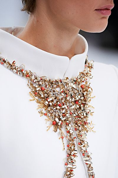 Chanel - Haute Couture Close-ups - 2014 Fall-Winter